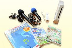カラオケ、DVD